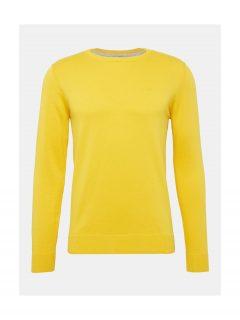 Žlutý pánský svetr Tom Tailor