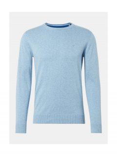 Světle modrý pánský svetr Tom Tailor