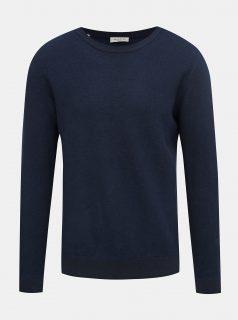 Tmavě modrý svetr Selected Homme New Jeff