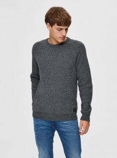 Šedý svetr Selected Homme-Irving