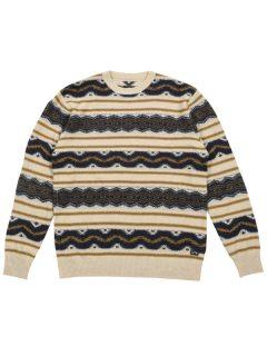 Billabong ALAMO CHINO svetr pánský – béžová