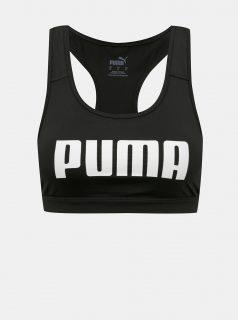Černá sportovní podprsenka Puma