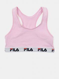 Růžová holčičí podprsenka FILA