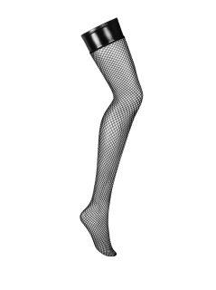 Neuvěřitelné punčochy Darkie stocking – Obsessive černá