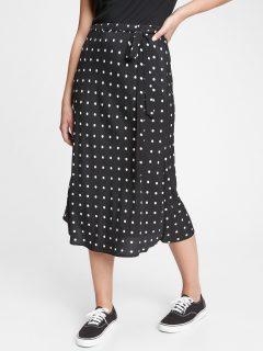 Černá dámská sukně GAP