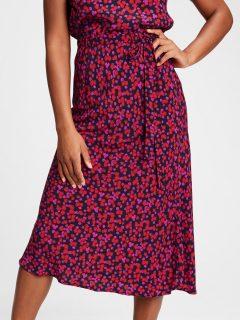 Růžová dámská sukně GAP