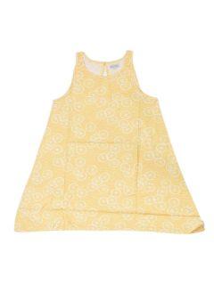 Element ROSIE LIGHT YELLOW krátké letní šaty – žlutá