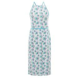 Dámské šaty ALPINE PRO GYRA bílá