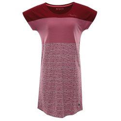 Dámské šaty ALPINE PRO CLEYA růžová