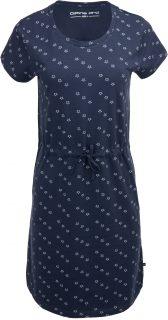 Dámská šaty, sukně ALPINE PRO LODICA modrá
