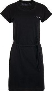 Dámská šaty, sukně ALPINE PRO LADA černá