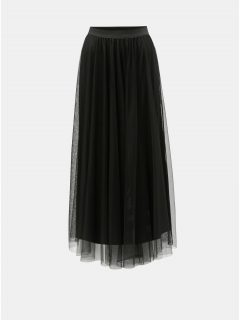 Černá maxi sukně VERO MODA Celisa