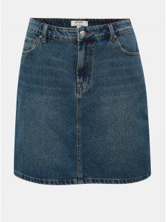 Modrá džínová minisukně Dorothy Perkins