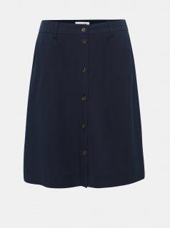 Tmavě modrá sukně VILA Sna