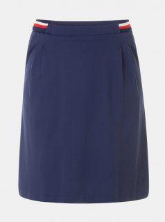 Tmavě modrá sukně Yest