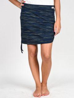 Picture Metoo dark blue krátká sukně – modrá